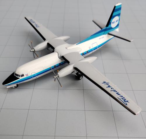 Aeroclassics 1:200 NLM F-27 (PH-KFA)