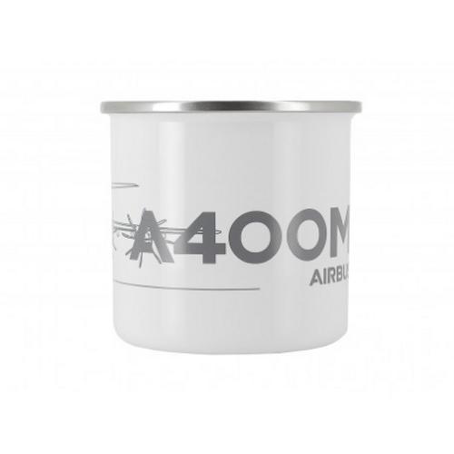 A400M Enamel Mug