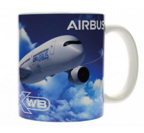 Airbus A350 XWB Sky Mug