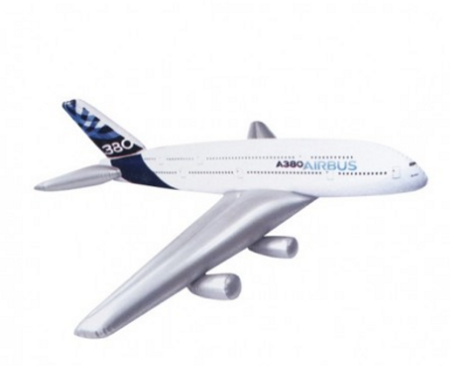 Airbus A380 Inflatable