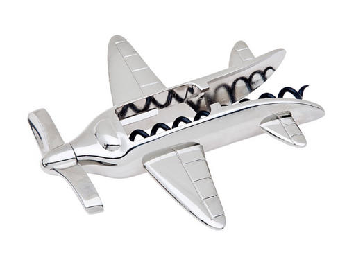 Godinger Airplane Corkscrew