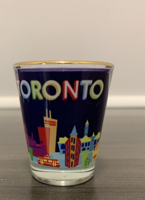 Toronto Shot Glass