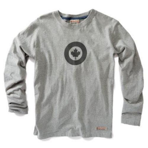 RCAF Long Sleeve T-Shirt (Grey)