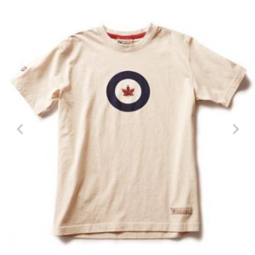 RCAF T-Shirt (Stone)