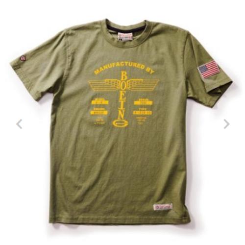 Boeing Khaki Totem T-Shirt