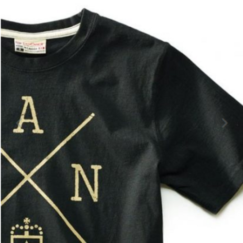 Canada Cross T-Shirt (Black)