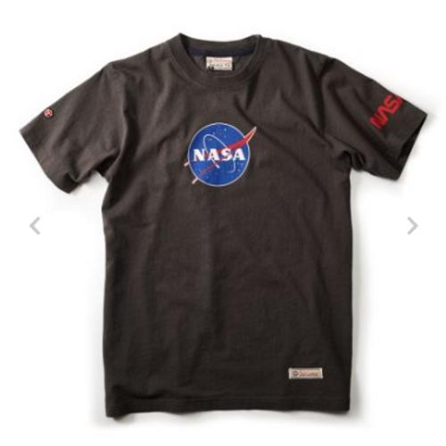 NASA Meatball Logo T-Shirt (Slate)