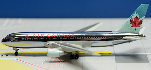 Dragon Wings 1:400 Air Canada 767-200 (Polished Livery)