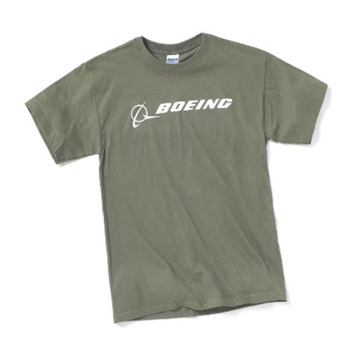 Boeing Signature T-Shirt (Military Green)