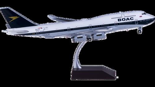 """Gemini200 1:200 British Airways 747-400 """"BOAC livery"""""""