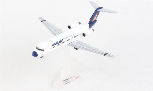 Herpa 1:200 Malev Fokker 70