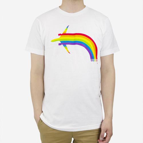 Boeing Ames Bros Pride T-Shirt (White)