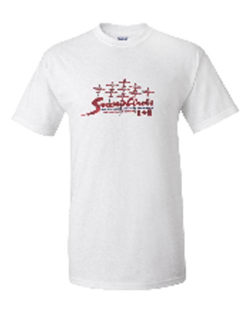 Snowbirds 9-Plane T-Shirt