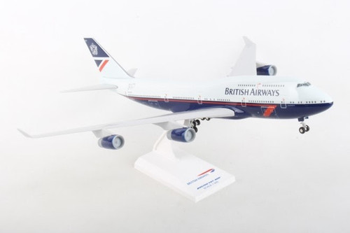 Skymarks British Airways retro Landor livery 747-400