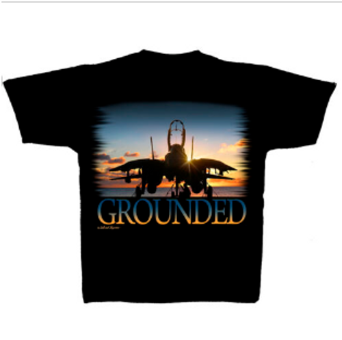 F-14 Grounded T-Shirt