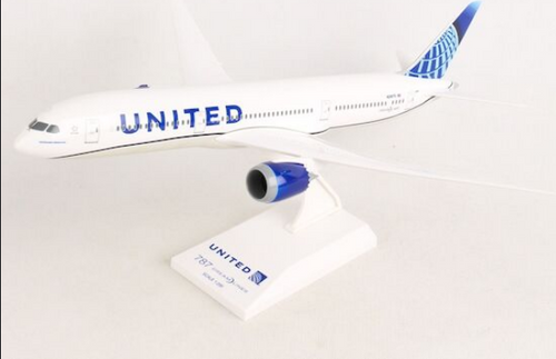 Skymarks 1:200 United New Livery 787-9