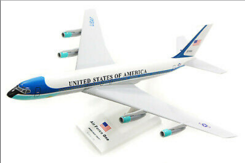 Skymarks Air Force One VC-137