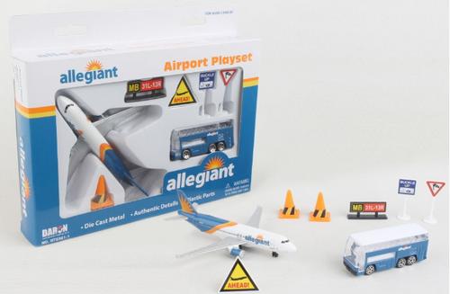 Allegiant Airport Playset