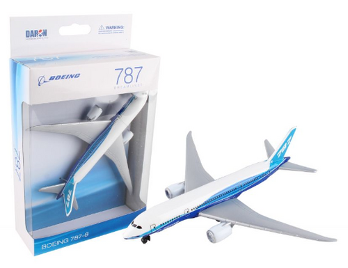 Boeing 787 Single Plane