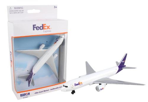 Fed Ex Single Plane