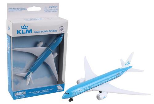 KLM Single Plane