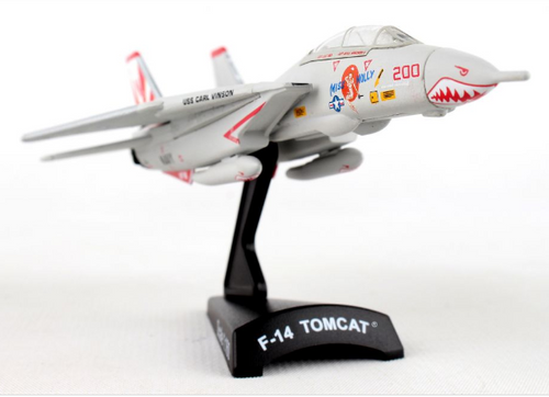 Postage Stamp 1:160 F-14 Tomcat Miss Molly