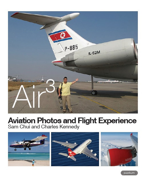 Air3 Front Cover