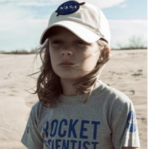 Nasa Rocket Scientist Youth T-Shirt