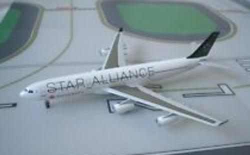 """Dragon Wings 1:400 Air Canada A340 """"Star Alliance"""""""