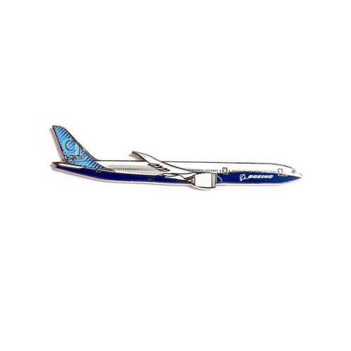 Boeing 777x Illustrated Magnet