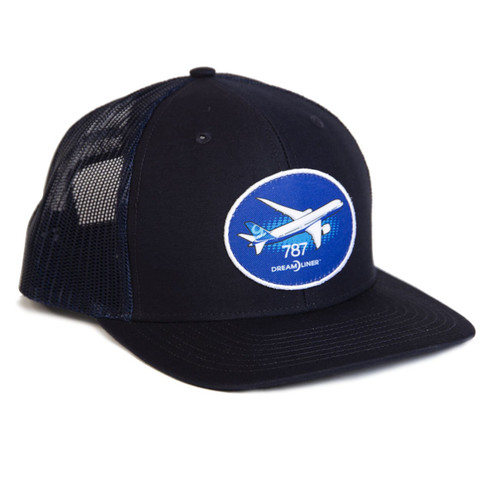 Boeing 787 Illustrated Cap