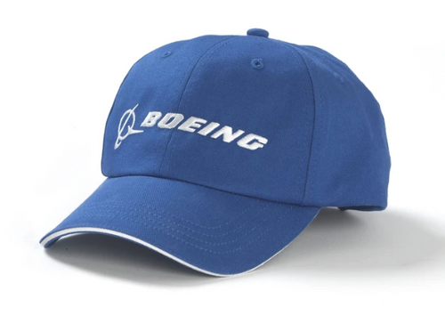 Boeing Signature Cap (Blue)