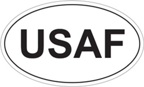USAF Euro Sticker