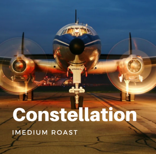 Lost Aviator Constellation Coffee (Medium Roast - Ground)