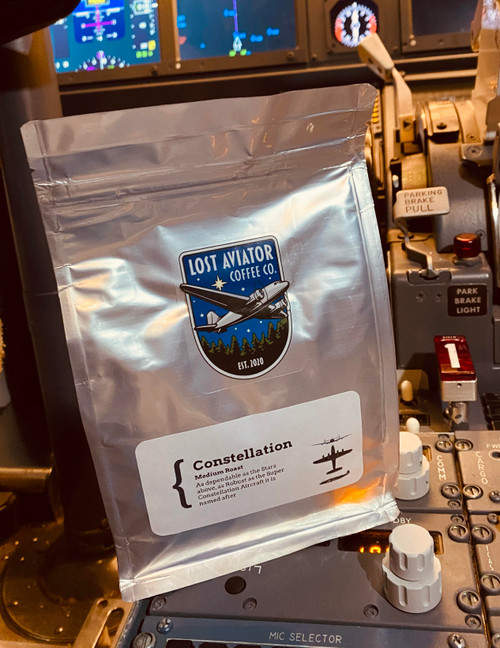 Lost Aviator Constellation Coffee (Medium Roast - Beans)
