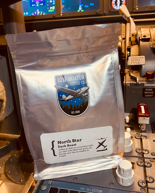 Lost Aviator North Star Coffee (Dark Roast - Beans)