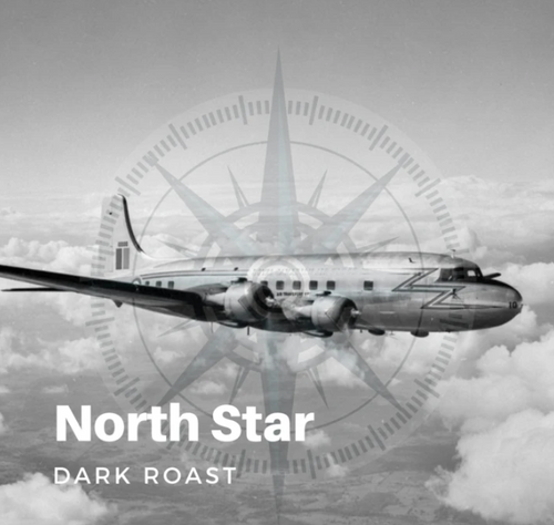 Lost Aviator North Star Coffee (Dark Roast - Ground)