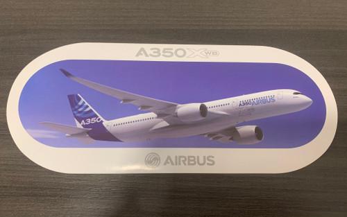 Airbus A350 Sticker