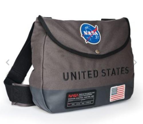 NASA Shoulder Bag