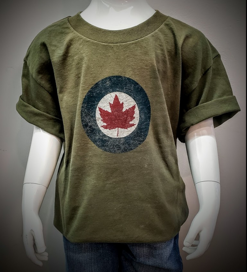 RCAF Youth T-Shirt (Green)