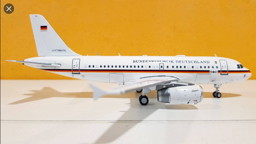 Inflight200 1:200 German Air Force A319