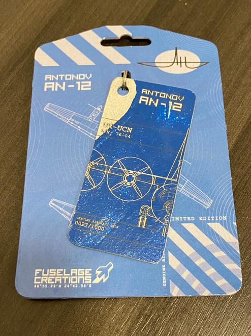Fuselage Creations AN-12 Key Tag
