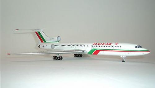 Inflight200 1:200 Balkan Air TU-154