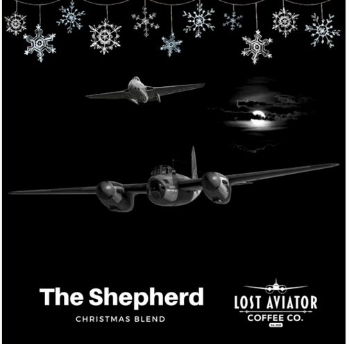 Lost Aviator Christmas Blend Coffee
