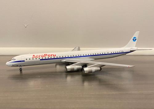 Aeroclassics 1:200 Aero Peru DC-8-61