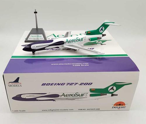 Inflight200 1:200 Aero Sur 727-200