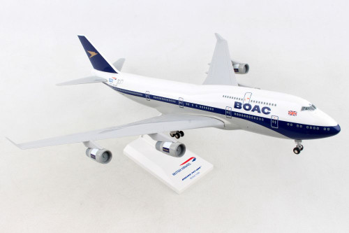 Skymarks British Airways retro Boac livery 747-400
