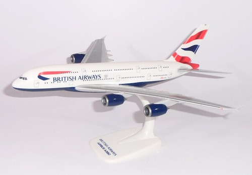 PPC British Airways A380-800