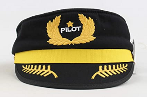 Children's Pilot Hat