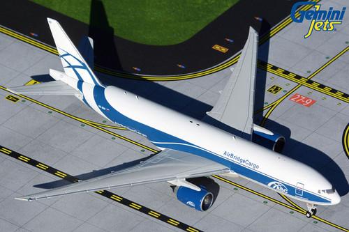 Gemini Jets 1:400 Air Bridge Cargo 777F